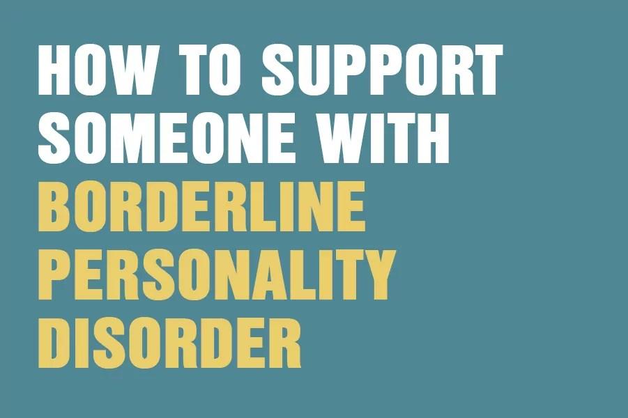 Dating borderline personality disorder manifestation