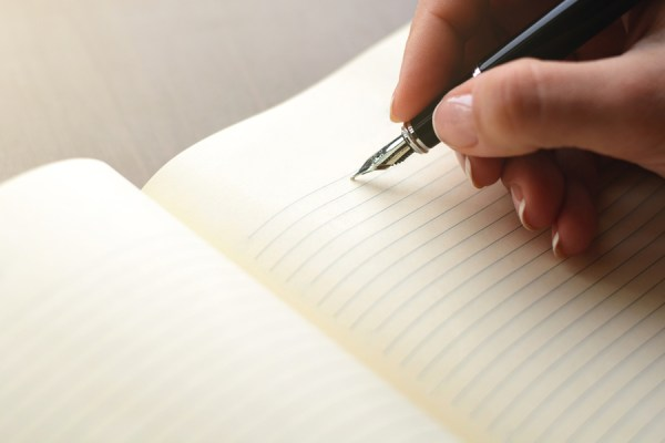 Write Yourself – How Writing a Diary Can Help Fast Track Your Recovery