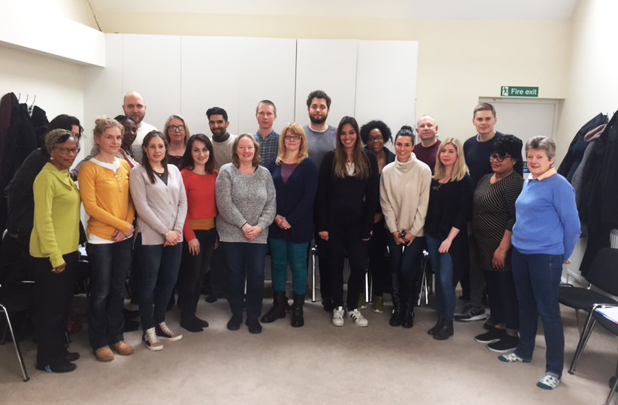 Counsellin gPlacement Training Weekend
