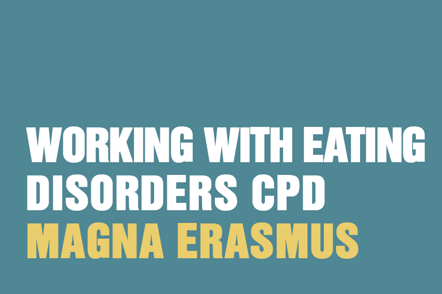 Working with Eating Disorders CPD with Magna Erasmus