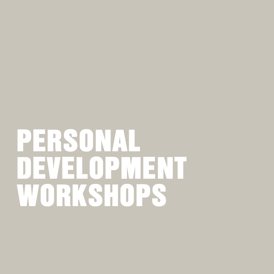 Personal Development Workshops
