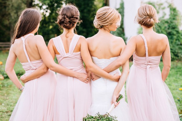 My Best Friend Asked Me To Be A Bridesmaid And It's Triggered My Body Image And Food Issues