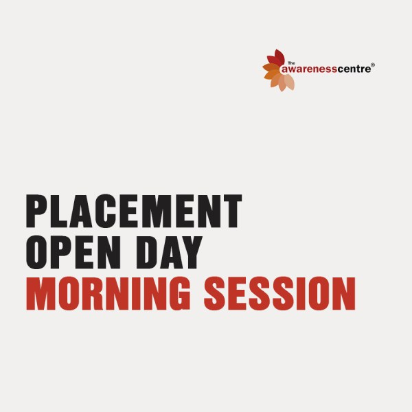 Placement Open Day - Morning Session