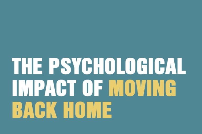 The Psychological Impact Of Moving Back Home