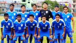 Indian U16 Football Team