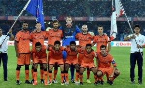 delhi dynamos team photo