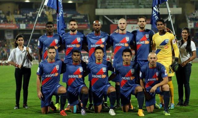 Mumbai City FC vs Delhi Dynamos