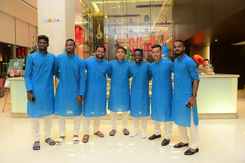 Northeast United vs Mumbai City FC