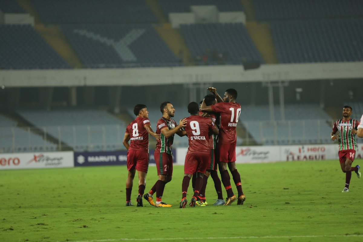 I-League Matchday 10
