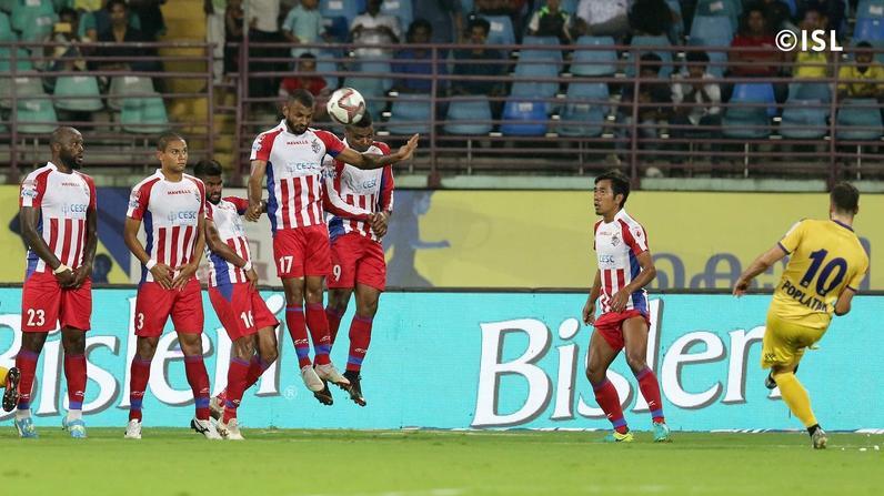 Kerala Blasters FC vs ATK