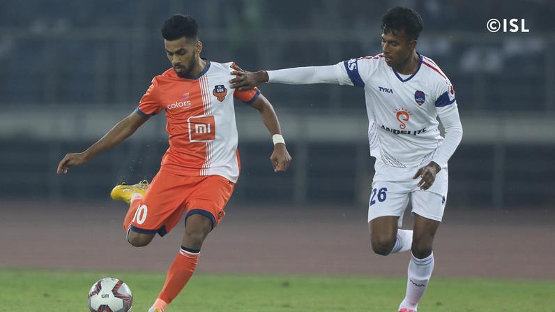 Delhi Dynamos FC vs FC Goa