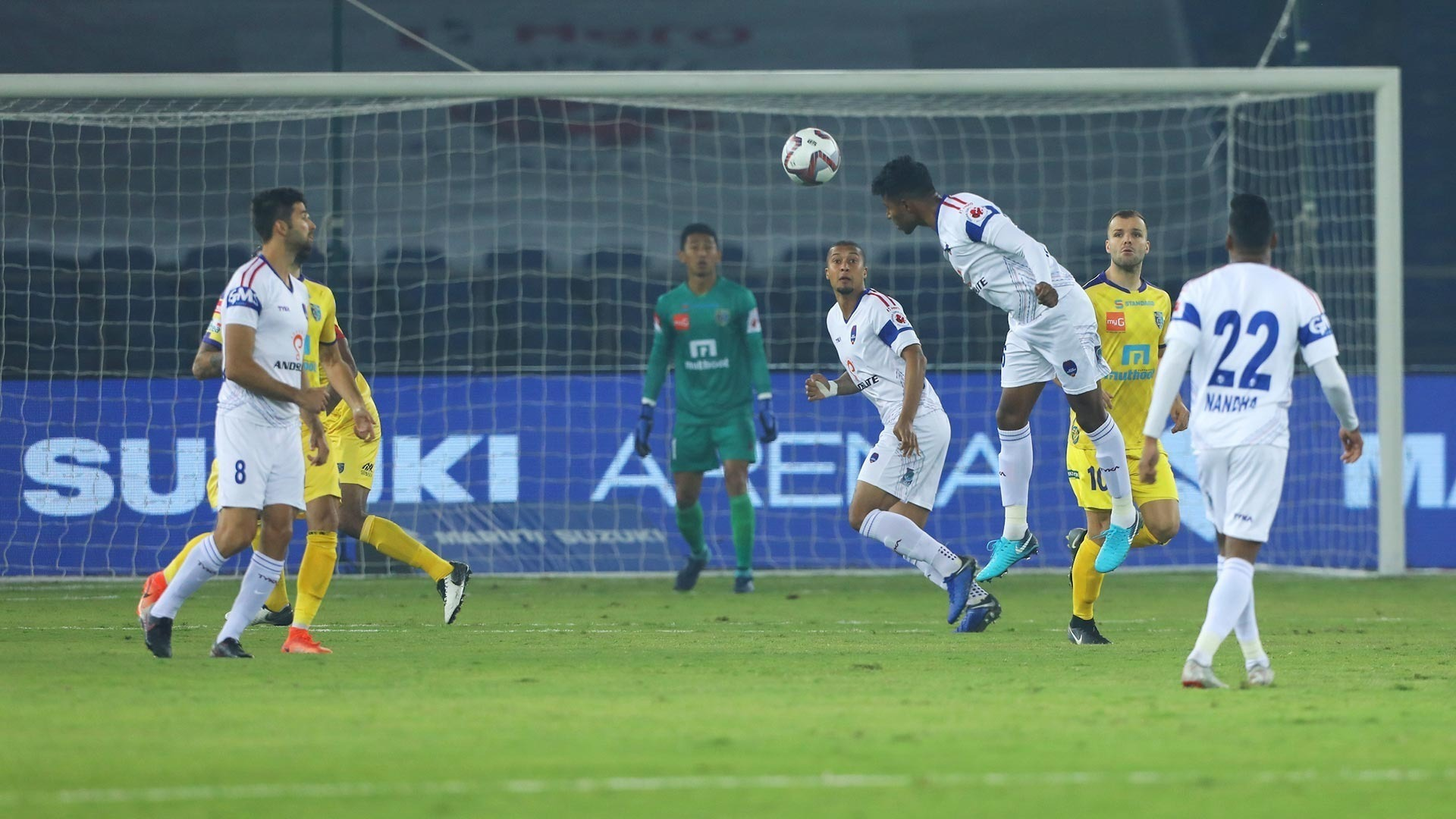 Delhi Dynamos FC vs Kerala Blasters FC