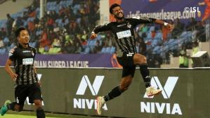 FC Pune City vs ATK
