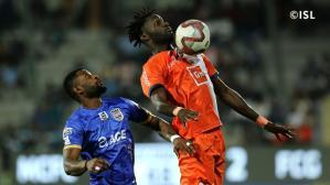 Mumbai City FC vs FC Goa Semifinal