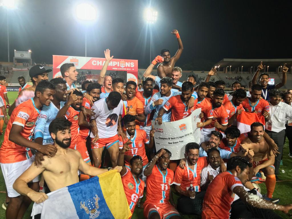 I-League 2018-19 Matchday 20