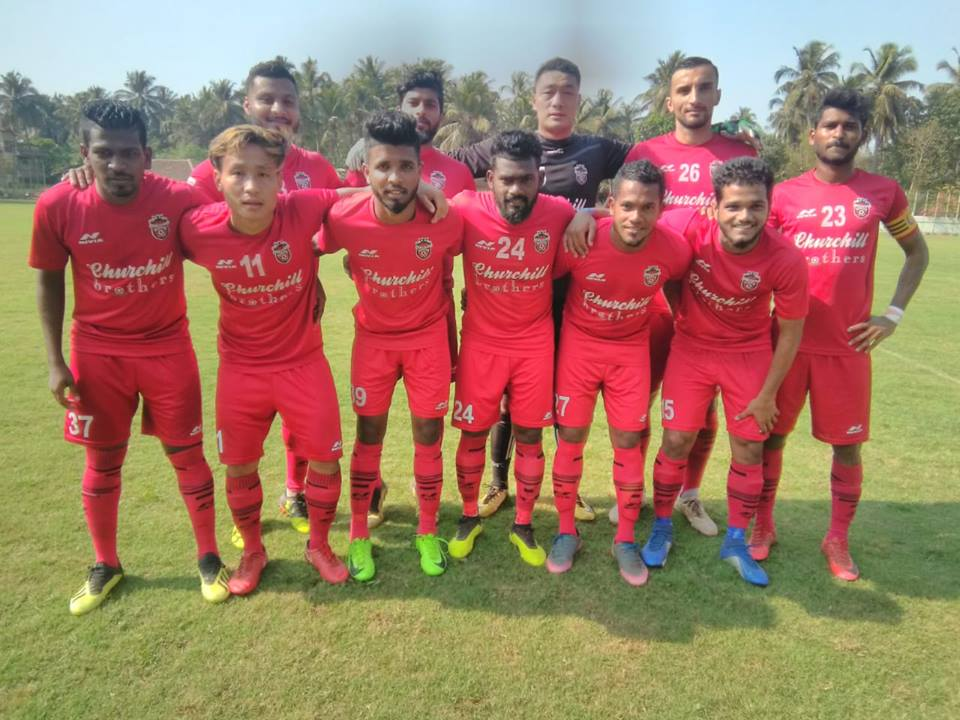 Goa Professional League Matchday 24