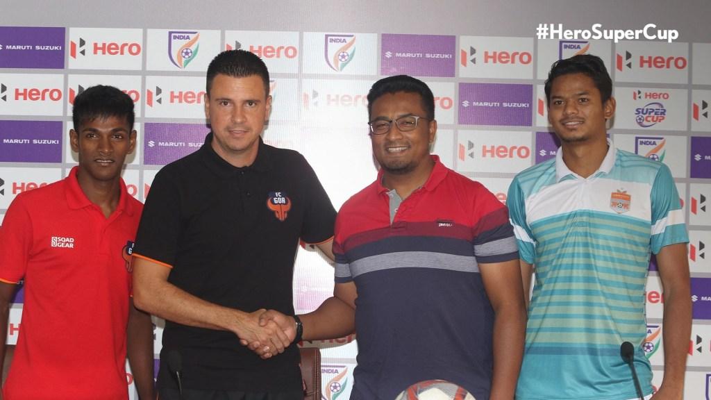 Chennai City FC vs FC Goa