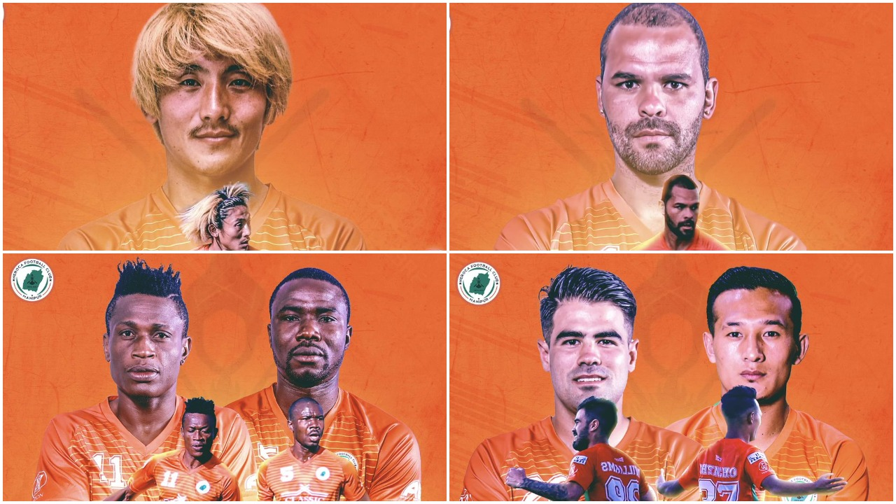 NEROCA FC transfers