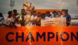 Indian Navy are the champions of the Kerala Premier League 2018-19 after winning over Gokulam Kerala FC