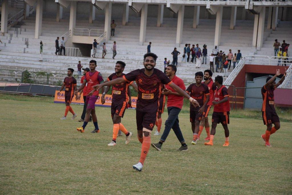 Kerala Premiere League Semi-final between gokulam kerala fc and kerala blasters fc reserves