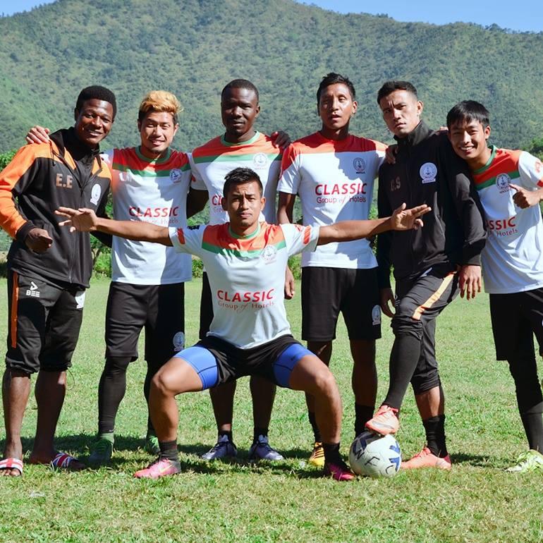 NEROCA FC winger Malemngamba Meitei signs for Gokulam Kerala FC