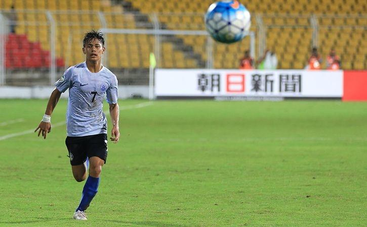 Ninthoinganba Meetei signs for Northeast United FC
