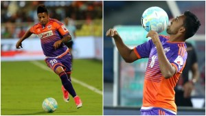 Mumbai City FC sign Diego Carlos and Sarthak Golui from FC Pune City