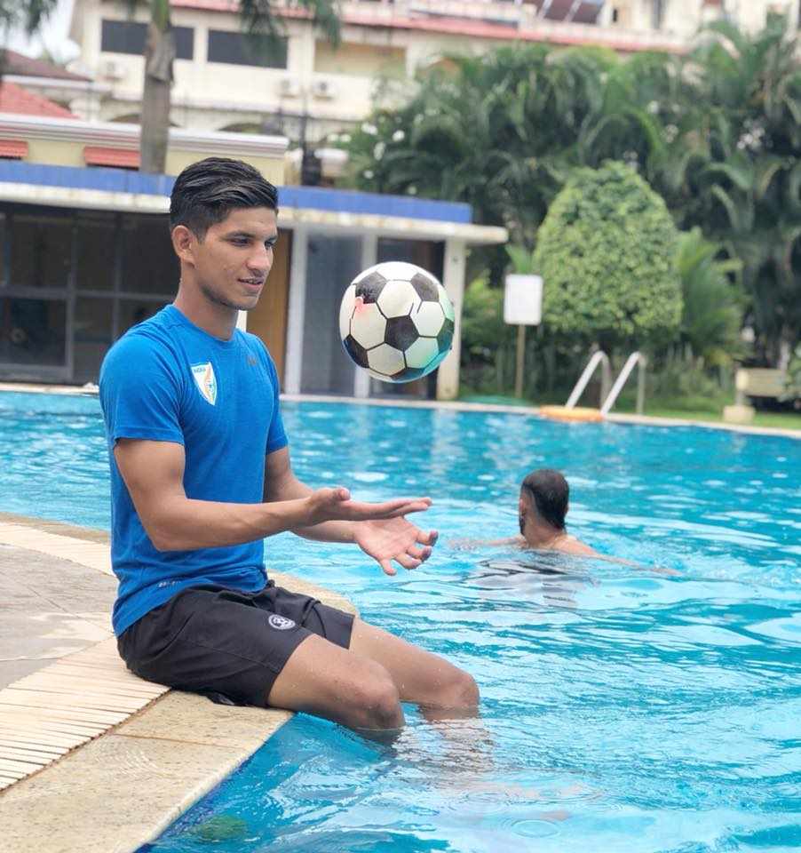 Jamshedpur FC sign 18-year-old Indian Arrows defender Narender Gahlot