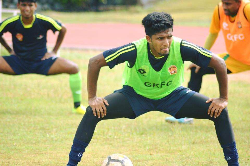 Kerala Blasters sign Malappuram midfielder Arjun Jayaraj from Gokulam Kerala FC
