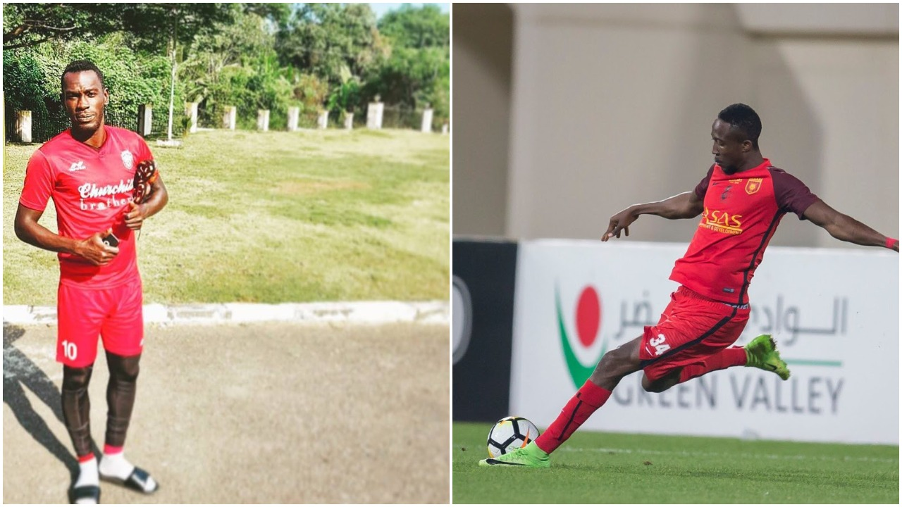 Minerva Punjab FC sign Churchill Brothers midfielder Dawda Ceesay and Nigerian striker Danjuma Ademola Kuti