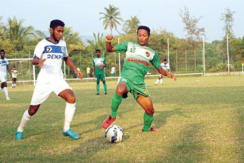 East Bengal FC sign Goa Pro League and Salgaocar FC star striker Ronaldo Oliveira