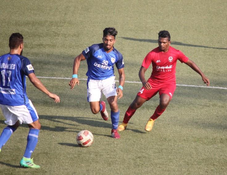 Kerala Blasters sign Dempo SC fullback Jessel Carneiro