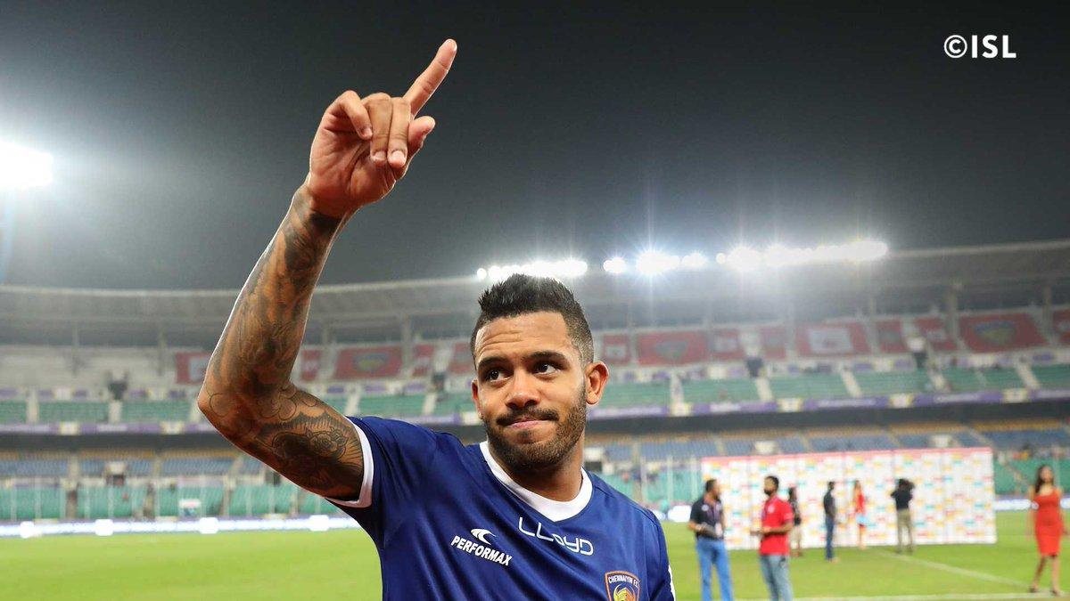 Bengaluru FC sign Raphael Augusto from Chennaiyin FC