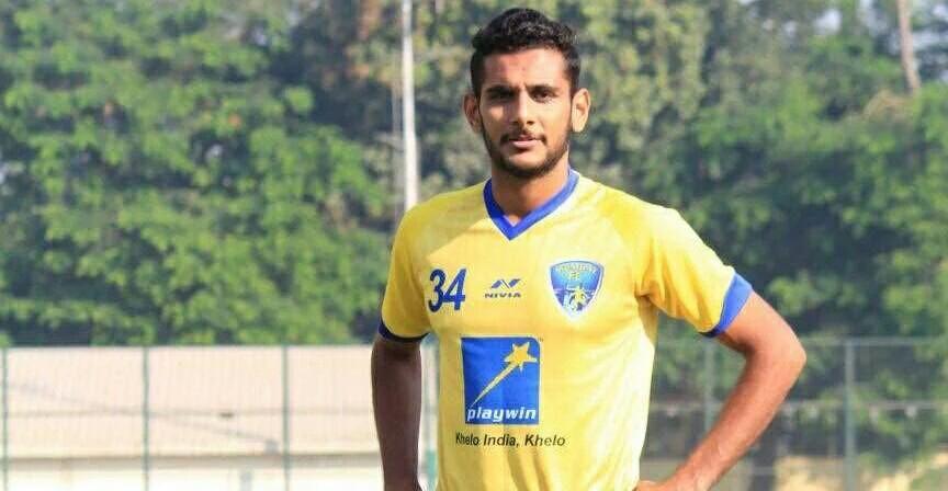Mumbai City FC sign defender Pratik Chaudhari