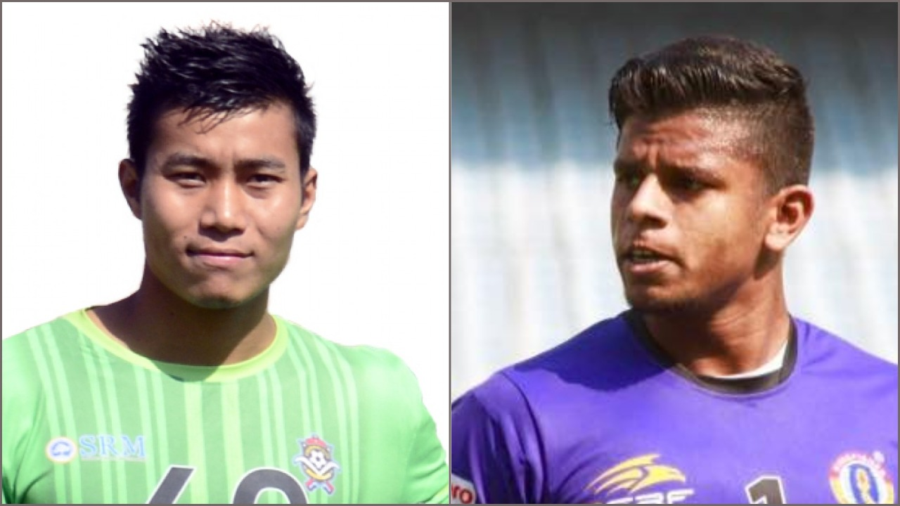 Gokulam Kerala sign fullback Sebastian Thangmuansang and goalkeeper Ubaid CK