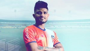Defender Amey Ranawade returns to FC Goa
