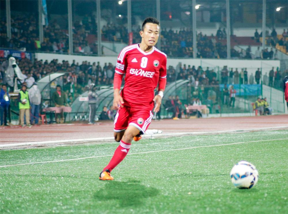 Shillong Lajong attacking midfielder Samuel Lalmuanpuia joins Kerala Blasters FC