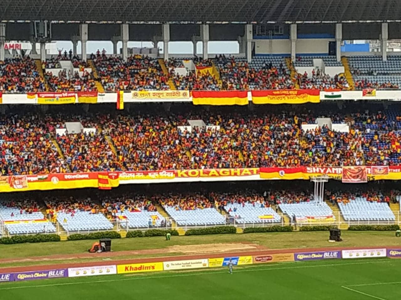 CFL 2019: Mohun Bagan vs East Bengal