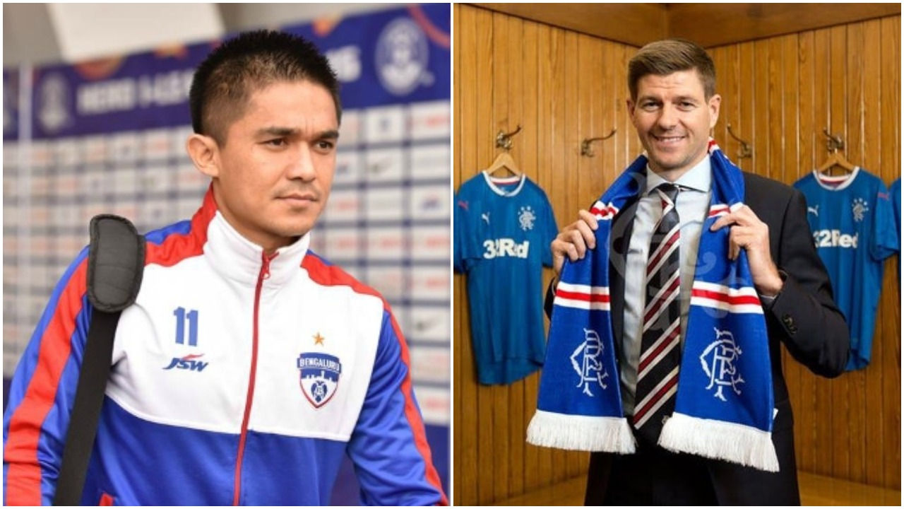 Bengaluru FC enter into a partnership with Scottish giants Rangers FC