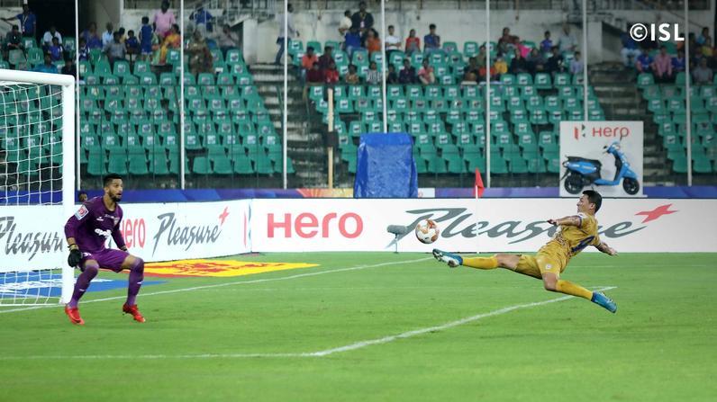 ISL 2019-20 Chennaiyin FC vs Mumbai City FC