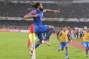 FIFA World Cup Qualifier India vs Bangladesh