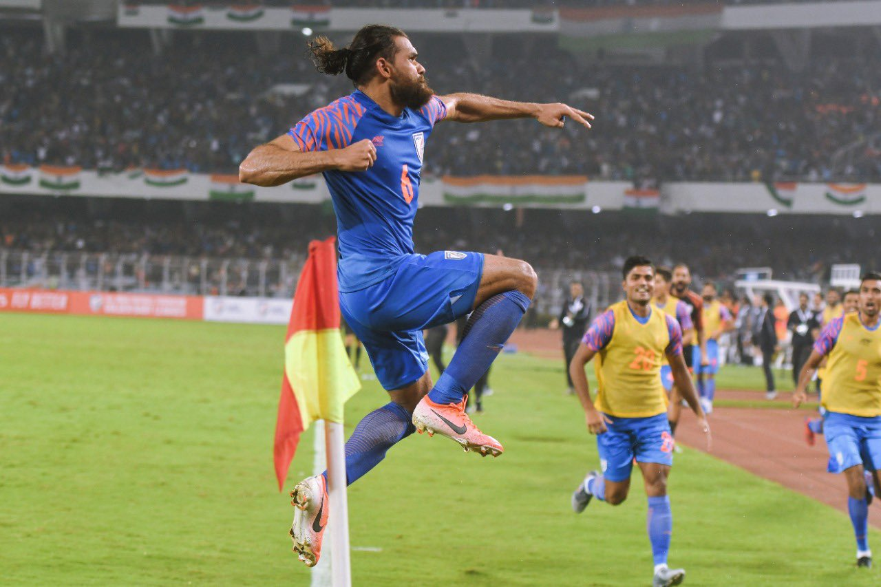 FIFA World Cup Qualifier India vs Bangladesh
