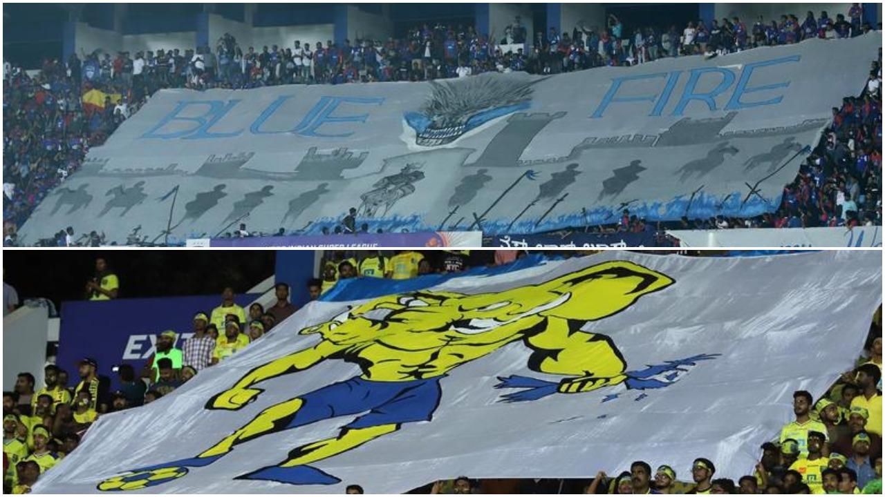 ISL 2019-20 Bengaluru FC vs Kerala Blasters FC