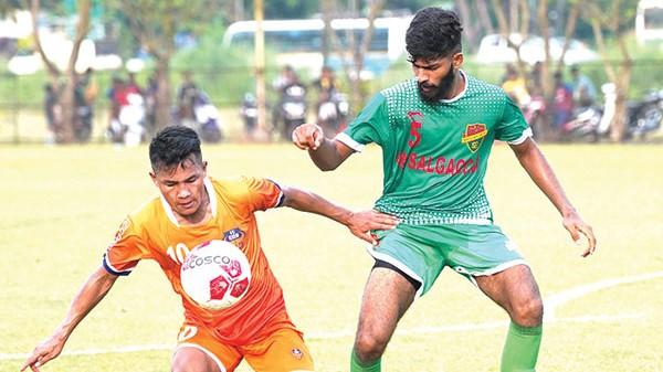 Goa Professional League 2019 Round 6