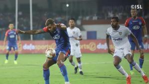 ISL 2019-20 Bengaluru FC vs Chennaiyin FC