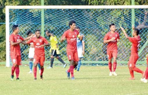 Goa Professional League 2019-20 Round 9
