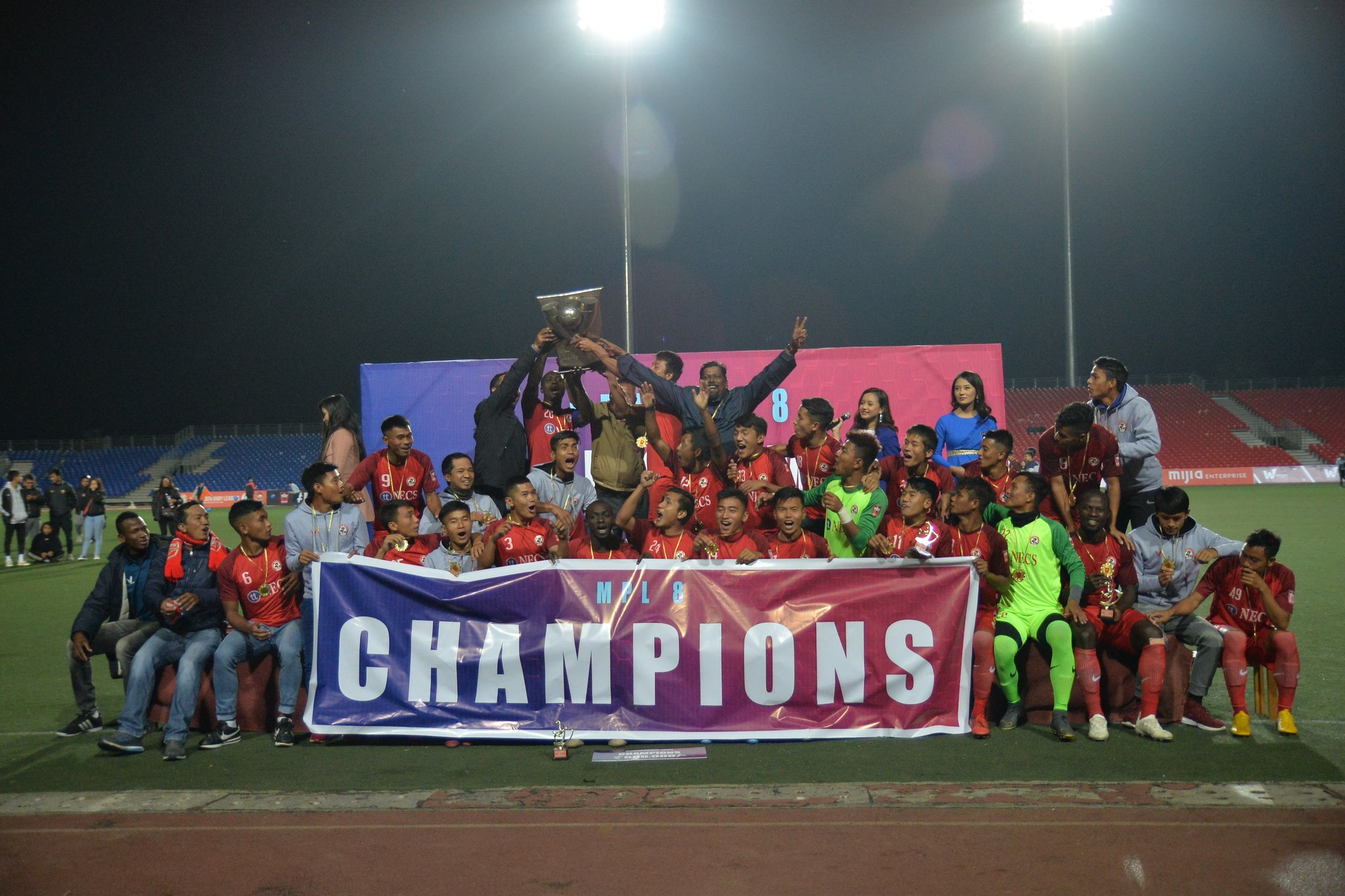 Mizoram Premier League 2019 Final