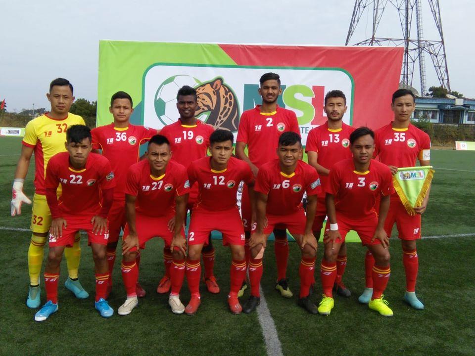 Meghalaya State League 2019 Group Stage