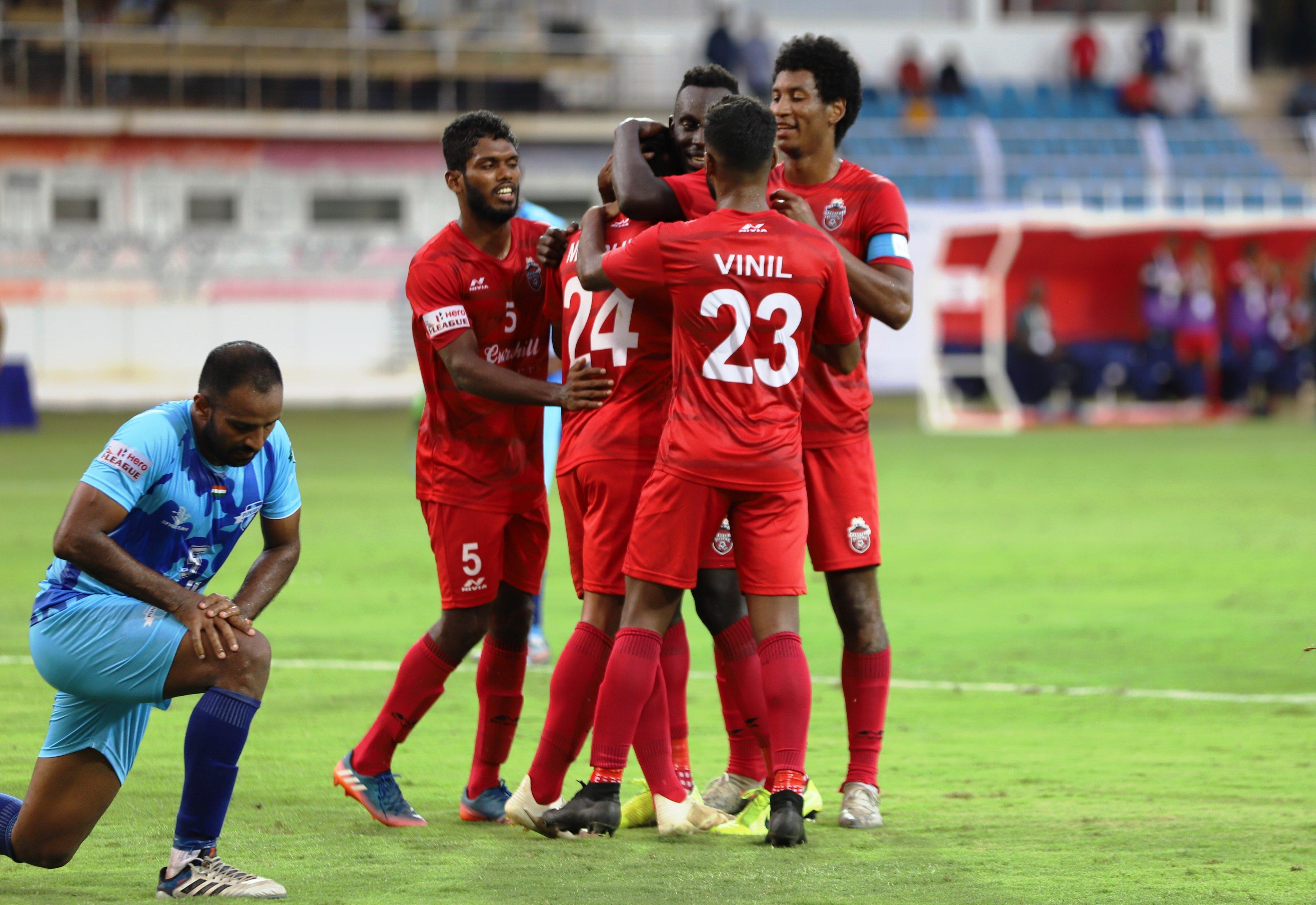I-League 2019-20 Round 1
