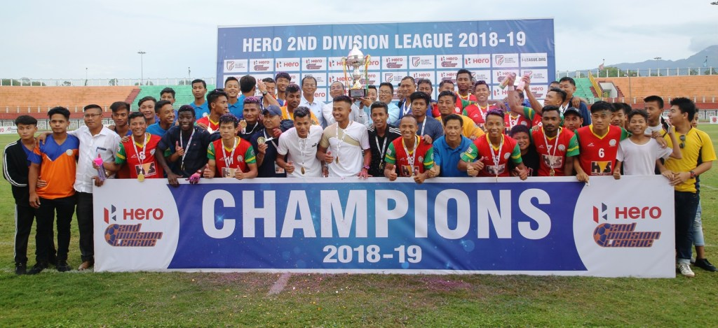 Second Division League 2019-20 will commence on January 25th
